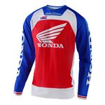 _Jersey Troy Lee Designs SE Pro Air Boldor Honda Azul/Rojo | 35577900-P | Greenland MX_
