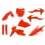 _Full Kit Plásticos Acerbis KTM SX 125/150 16-18 SX 250 17-18  SX-F 16-18 Naranja 16 | 0021741.011.016-P | Greenland MX_