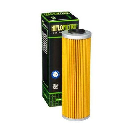 _Filtro de Aceite Hiflofiltro KTM LC8 RC8 | HF650 | Greenland MX_