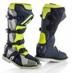 _Botas Acerbis X-Pro V Gris/Amarillo   0021596.290.00P   Greenland MX_