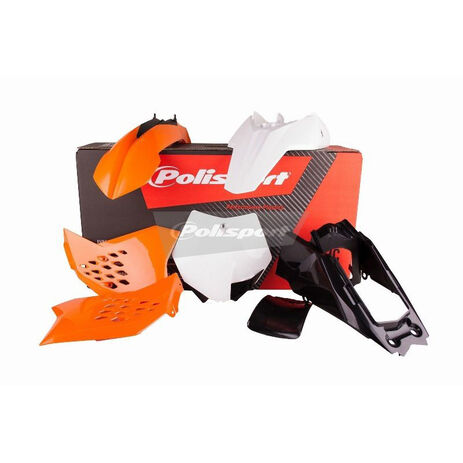 _Kit Plásticos Polisport KTM SX 65 12-15 | 90450 | Greenland MX_