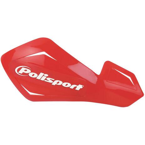 _Paramanos Polisport Free Flow Lite Rojo | 8305800104 | Greenland MX_