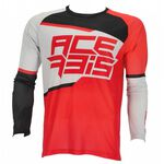 _Jersey Acerbis MX J-Windy Two Vented Gris/Rojo   0024776.295-P   Greenland MX_