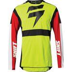 _Jersey Shift 3Lack Label Race Amarillo Flúor | 24142-130 | Greenland MX_