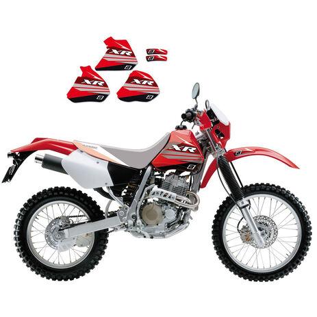 _Kit Adhesivos Blackbird Honda XR 600 88-99   2129A   Greenland MX_