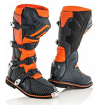 _Botas Acerbis X-Pro V Negro/Naranja | 0021596.313.00P | Greenland MX_