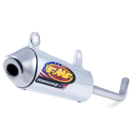 _Silencioso FMF Power Core 2 Suzuki RM 250 03-08 | 023026 | Greenland MX_