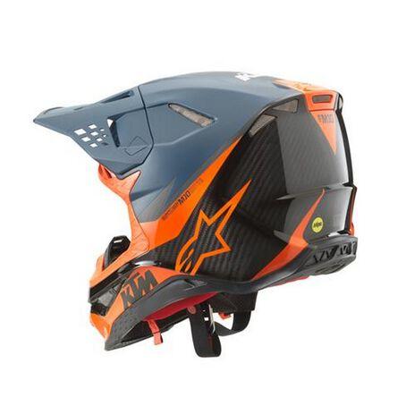_Casco KTM Flash S-M 10 Naranja/Negro   3PW21000340-P   Greenland MX_
