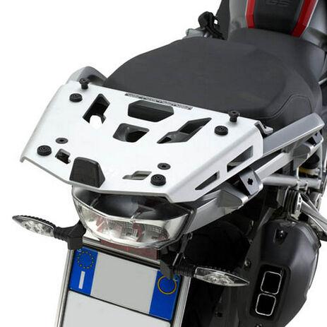 _Adaptador Posterior Específico en Aluminio para Maleta Monokey Givi BMW R 1200 GS  13-18 | SRA5108 | Greenland MX_