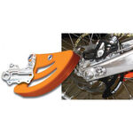 _Protector Indestructible Disco Tras. TMD KTM 04-18 Husqvarna 14-18 Eje 20 mm Naranja | RDP-KTM-OR | Greenland MX_