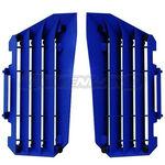 _Kit Rejillas Radiador Polisport Yamaha YZ 250 F 14-18 YZ 450 F 14-17 WR 250 F 15-18 Azul | 8455400002 | Greenland MX_