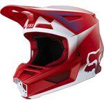 _Casco Fox V2 Vlar Flame Red | 24264-122 | Greenland MX_