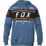 _Sudadera con Capucha Oficial Fox Azul Acero | 25957-305-P | Greenland MX_