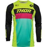_Jersey Thor Pulse Racer Ácido/Negro | 2910-618-P | Greenland MX_