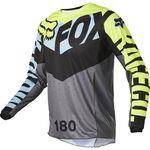 _Jersey Infantil Fox 180 Trice Gris | 26734-176 | Greenland MX_