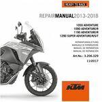 _CD Manual Reparación KTM 1050/1090/1190/1290 Adventure 13-18 | 3206329 | Greenland MX_