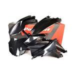 _Kit Plásticos Polisport KTM EXC/ EXC-F 14-16 Negro | 90646-P | Greenland MX_