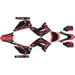 _Kit Adhesivos Completo Kit Restyling Polisport Honda CR 125/250 R 02-07 Negro | SK-CR1225PLRKBKBK-P | Greenland MX_