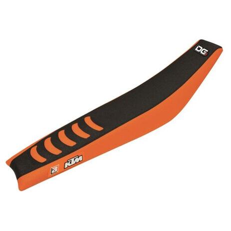 _Funda de Asiento Blackbird Doble Grip 3 KTM EXC/EXC-F 12-16 SX/SX-F 11-15 | 1521H | Greenland MX_