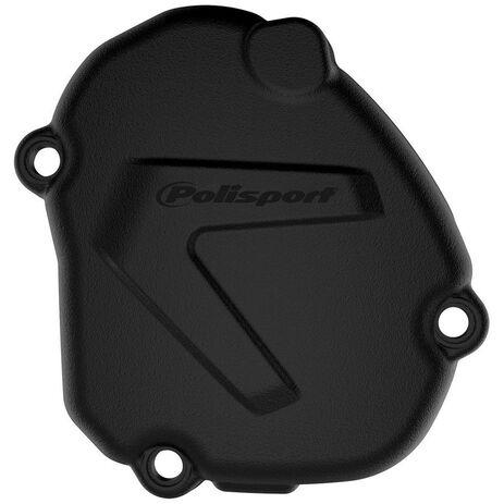 _Protector Tapa Encendido Polisport Yamaha YZ 125 05-18 Negro | 8464400001 | Greenland MX_