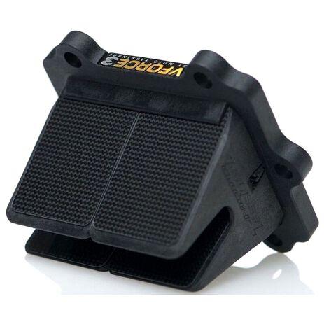 _Caja De Láminas Carbono V-Force 4 Yamaha Blaster | V4145 | Greenland MX_