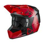 _Casco Leatt Moto 3.5 Rojo | LB1021000230-P | Greenland MX_