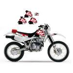 _Kit Adhesivos Blackbird Honda XR 250/400 96-04   2105   Greenland MX_