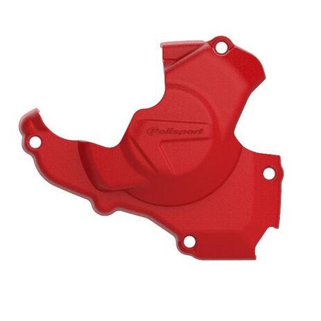 _Protector Tapa Encendido Polisport Honda CRF 450 R 11-16 Rojo | 8461200002 | Greenland MX_