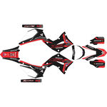 _Kit Adhesivos Completo Kit Restyling Polisport Honda CR 125/250 R 02-07 Negro/Blanco | SK-CR1225PLRKBKWT-P | Greenland MX_