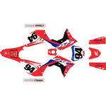 _Kit Adhesivos Completo Honda CRF 450 R 17-19 Roczen Réplica 2020 | SK-CRF20RC | Greenland MX_