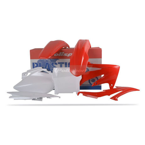 _Kit Plásticos Polisport Honda CRF 450 05-06 | 90084 | Greenland MX_