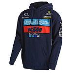 _Sudadera con Capucha Troy Lee Designs  KTM Azul Marino | 731644370 | Greenland MX_