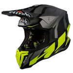 _Casco Airoh Twist Great Anthracite | TWGR21 | Greenland MX_