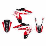 _Kit Adhesivos Blackbird Dream 4 Husqvarna WR 250/300 06-13 CR/WR 125 06-08 | 2609N-01 | Greenland MX_