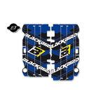 _Kit Adhesivos Rejilla Radiador Blackbird Yamaha YZ-F 250 10-13 | A202 | Greenland MX_