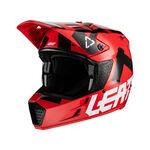 _Casco Infantil Leatt Moto 3.5 Rojo | LB1022010230-P | Greenland MX_
