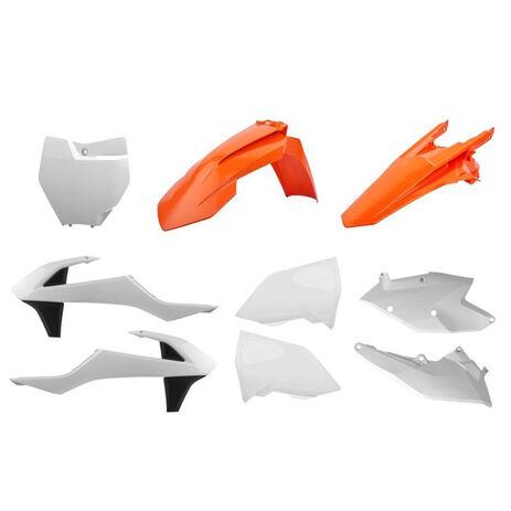 _Kit Plásticos Polisport KTM SX-SX-F 16-18 OEM | 90706 | Greenland MX_