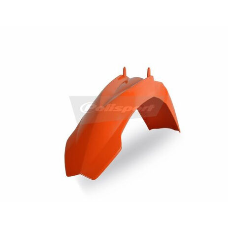 _Guardabarros Delantero KTM SX 85-03-12 SX 105 04/06-11 Naranja | 8563800001 | Greenland MX_