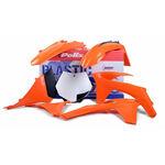 _Kit Plásticos Polisport KTM EXC/EXC-F 12-13 OEM   90517-P   Greenland MX_