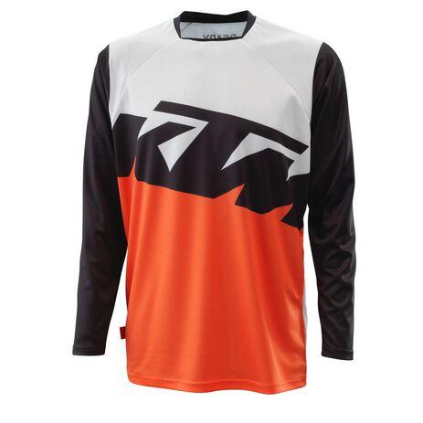 _Jersey KTM Pounce Negro | 3PW21002960-P | Greenland MX_