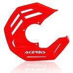 _Protector Disco Delantero Acerbis X-Future Rojo | 0024328.110-P | Greenland MX_