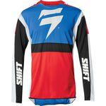 _Jersey Shift 3Lack Label Race Azul/Rojo | 24142-149 | Greenland MX_