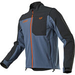 _Chaqueta Fox Legion Softshell Azul Acero | 25786-305 | Greenland MX_