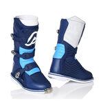 _Botas Infantiles Acerbis X-Kid Azul | 0023415.426 | Greenland MX_