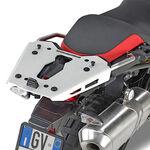 _Adaptador Posterior Específico en Aluminio para Maleta Monokey Givi BMW F 750/850 GS 18-.. | SRA5127 | Greenland MX_