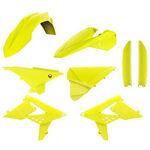_Full Kit Plásticos Polisport Beta RR 2T/4T 13-17 Amarillo Flúor | 90739 | Greenland MX_
