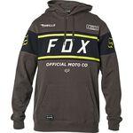 _Sudadera con Capucha Oficial Fox Ahumado | 25957-296-P | Greenland MX_