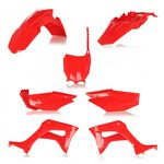 _Full Kit Plásticos Acerbis Honda CRF 110 F 19-21 Rojo | 0024606.110-P | Greenland MX_