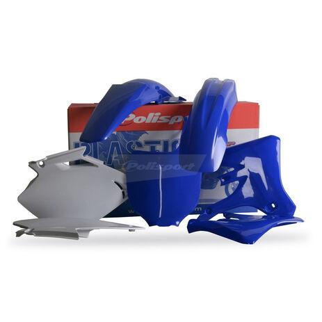 _Kit Plásticos Polisport Yamaha YZ 250/450 F 03-05 | 90106 | Greenland MX_