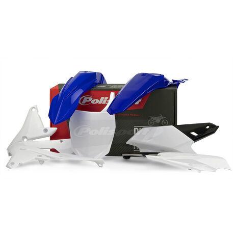 _Kit Plásticos Polisport Yamaha YZ 250 F 14-18 YZ 450 F 14-17 OEM | 90581 | Greenland MX_